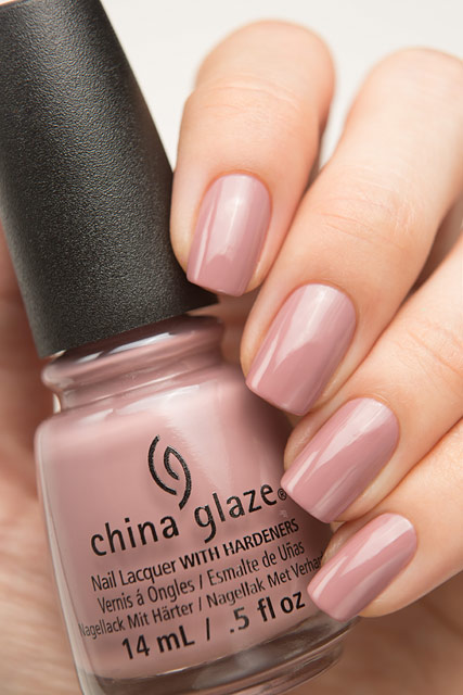 China Glaze 82712 My Lodge Or Yours?