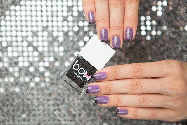 Bow Nail Polish Thermo Top Coat
