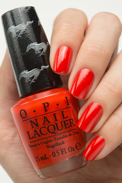 OPI NL F68 Race Red
