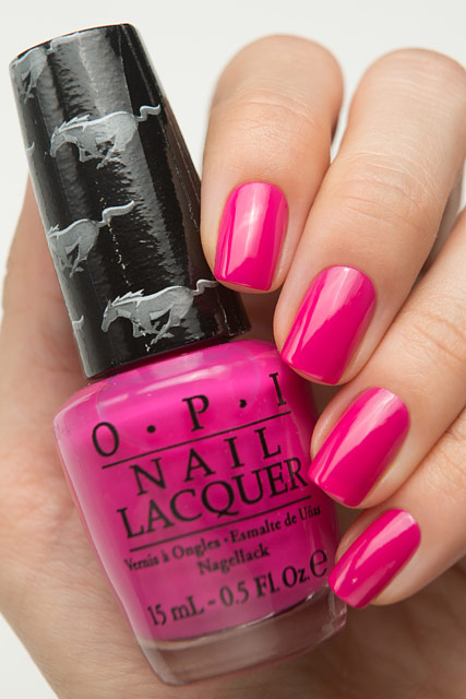 OPI NL F72 Girls Loves Ponies
