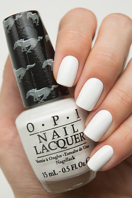 OPI NL F73 Angel With A Leadfoot