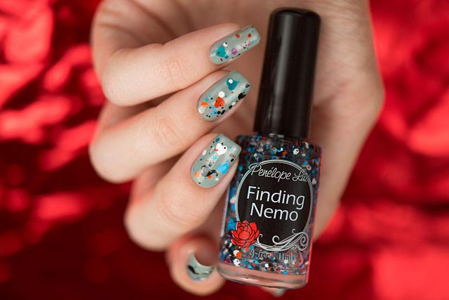 Penelope Luz Finding Nemo