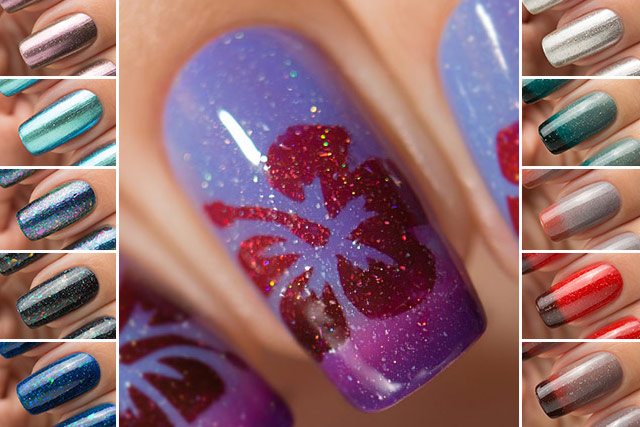 Bow Nail Polish | Out Of Space | Conversion collections