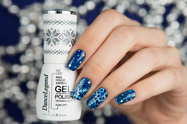 Dance Legend Evening Time gel polish collection