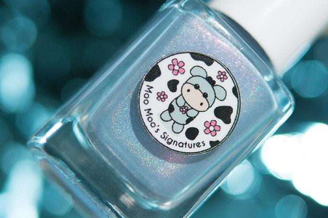 Moo Moo's Signatures Snow Bunny