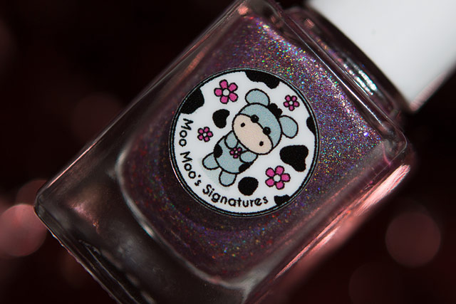 Moo Moo's Signatures Sparkly Moo