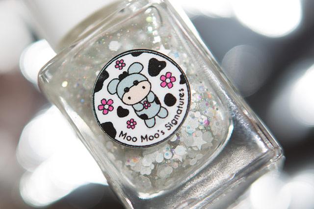 Moo Moo's Signatures Yeti-Moo