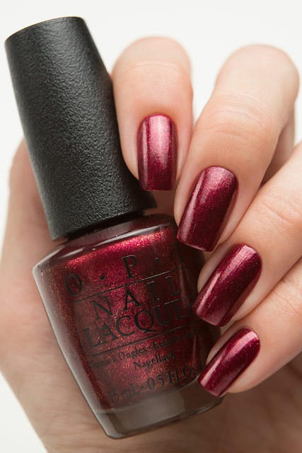 OPI Starlight HRG45 Let Your Love Shine