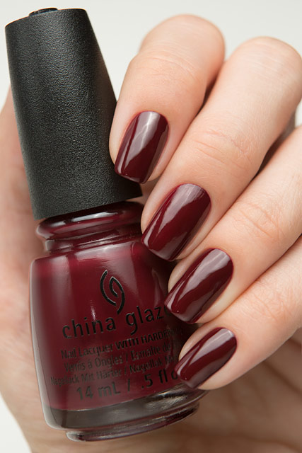 China Glaze 82770 Wine Down For What?