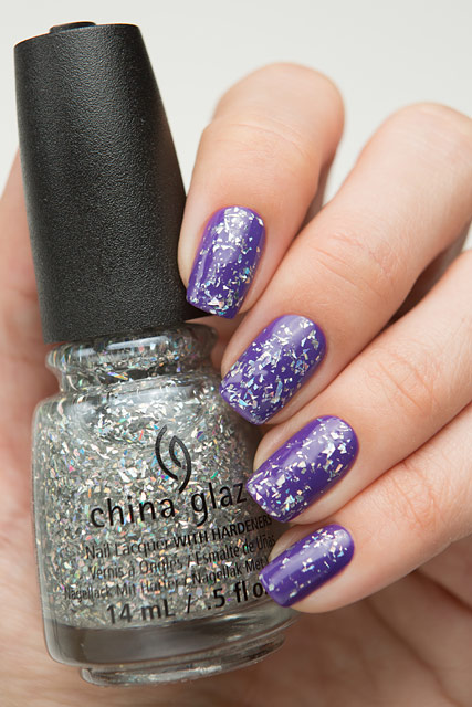 China Glaze 82775 Break The Ice