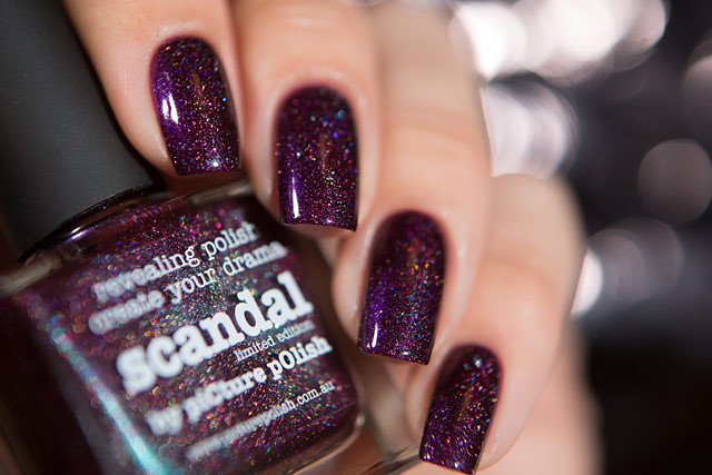Picture Polish Scandal