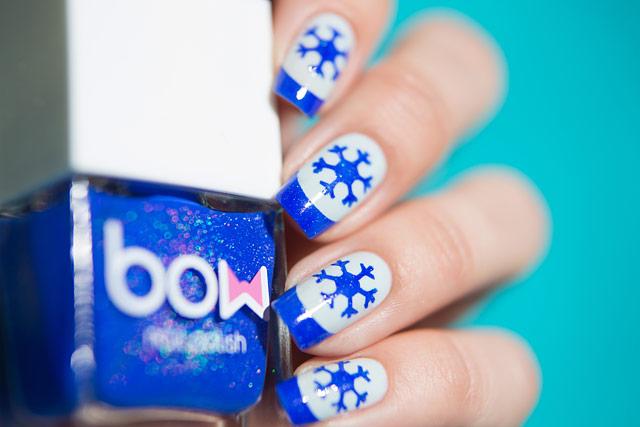 Bow Nail Polish Conversion collection 2016