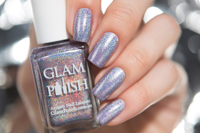 Glam Polish The Prince and the Showgirl