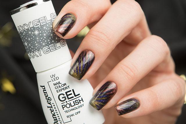 Dance Legend Gel Polish Galaxy Gel collection