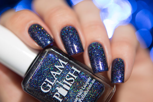 Glam Polish Man On The Moon | Outta This World trio