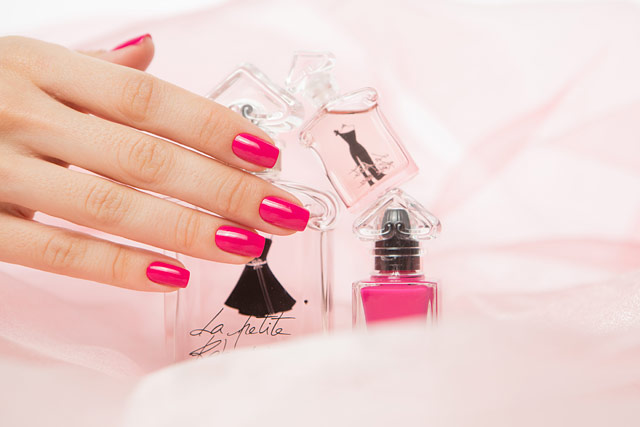 Guerlain Pink Tie