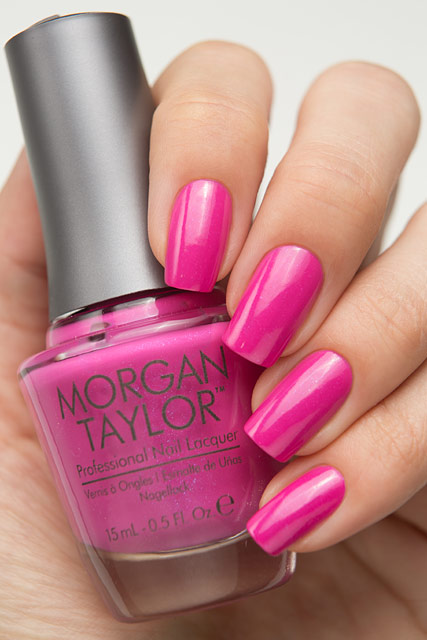 Morgan Taylor Amour Color Please | Ooh La La collection