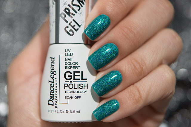 Dance Legend Gel Polish Gel Prism LE 36 Cyberpunk