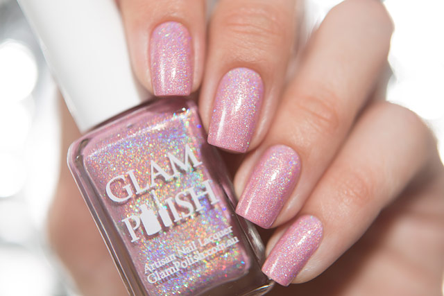 Glam Polish |Always On My Mind | The King collection
