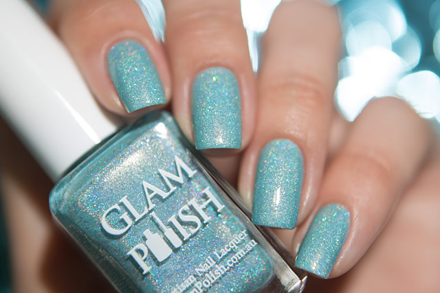 Glam Polish | It's Now Or Never | The King collection