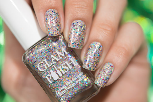Glam Polish | Viva Las Vegas | The King collection