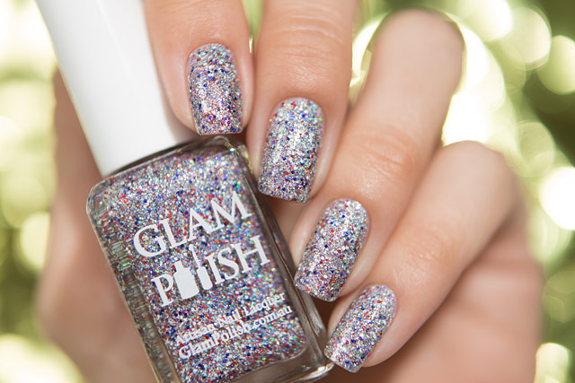 Glam Polish | All Shook Up | The King collection