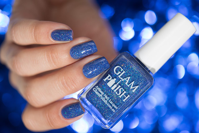 Glam Polish | Can't Help Falling In Love | The King collection
