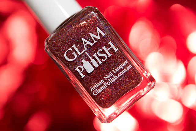 Glam Polish | Burning Love | The King collection