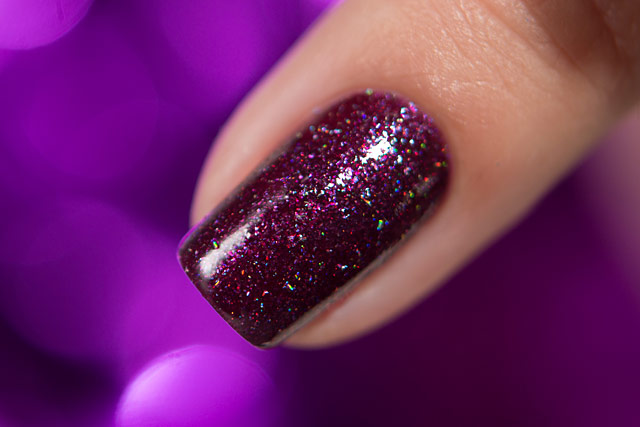 Glam Polish | Suspicious Minds | The King collection