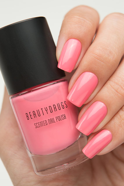 Beautydrugs Scented Nail Polish Rose