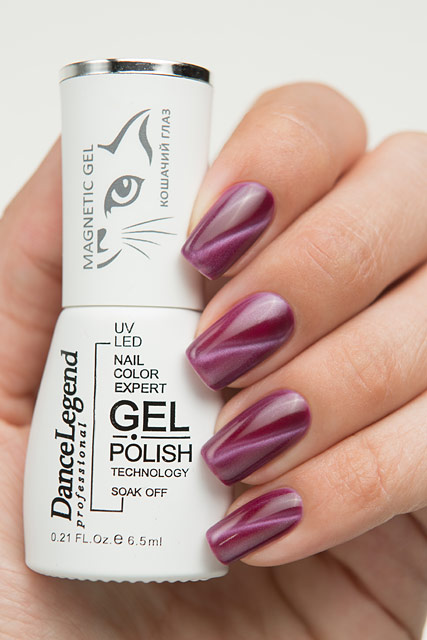 Dance Legend | Gel Polish | LE 29 Rose of Sharon | Magnetic Gel collection