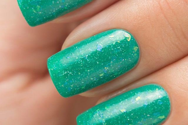 Bow Nail Polish | Eager | Out Of Space collection