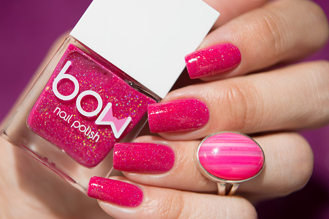 Bow Nail Polish | Exit Wounds | Out Of Space collection