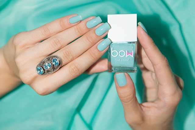 Bow Nail Polish | Immortal | Out Of Space collection