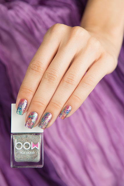 Bow Nail Polish | Out Of Space collection