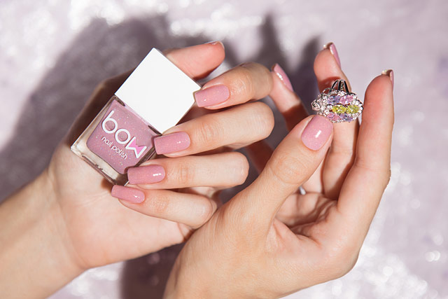 Bow Nail Polish | Pandora | Out Of Space collection