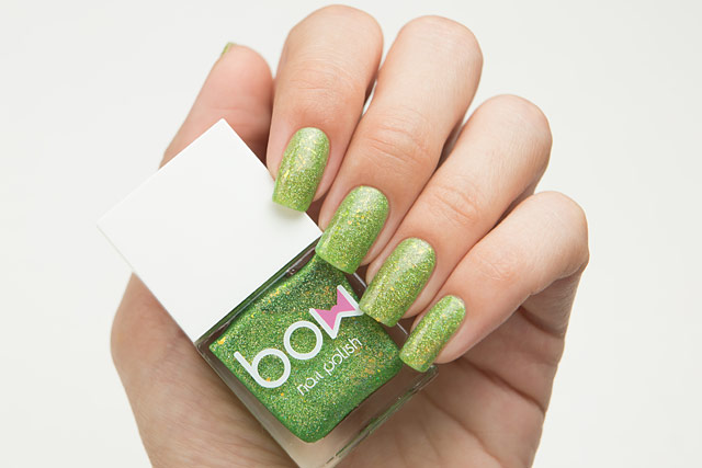 Bow Nail Polish | Treehouse | Out Of Space collection