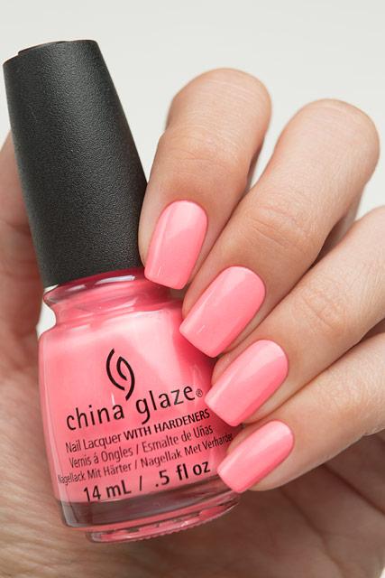 China Glaze 83544 Lip Smackin' Good | Lite Brites collection | Summer 2016