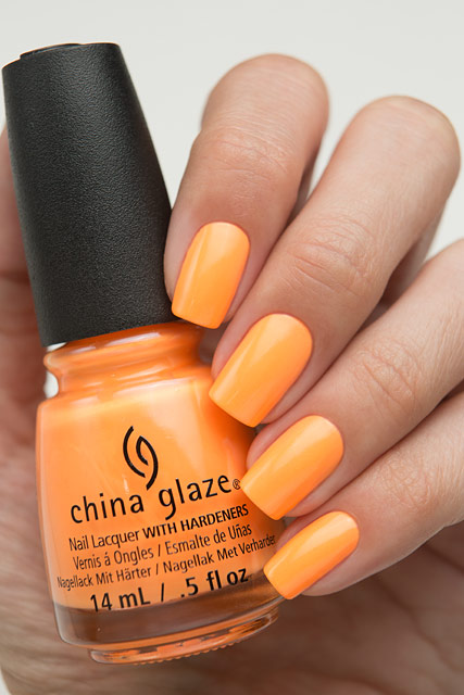 China Glaze 83546 None Of Your Risky Business | Lite Brites collection | Summer 2016