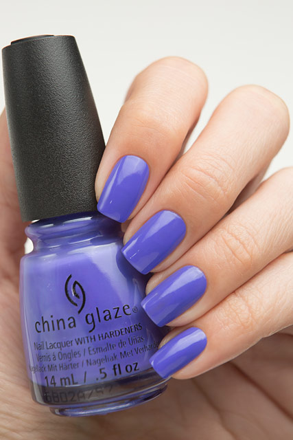 China Glaze 83549 I Got A Blue Attitude | Lite Brites collection | Summer 2016