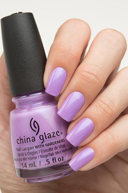 China Glaze 83551 Let's Jam | Lite Brites collection | Summer 2016