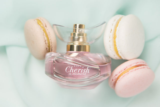 Avon Cherish The Moment eau de parfum