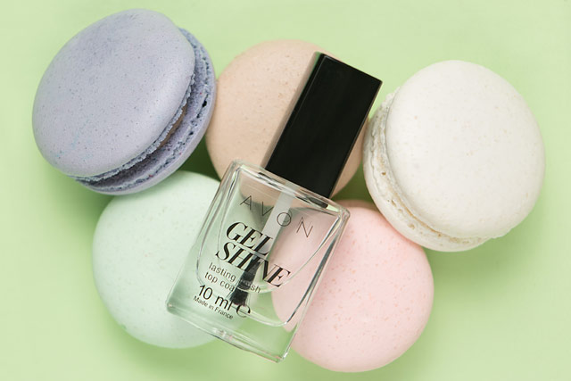 Avon Gel Shine Lasting Finish Top Coat