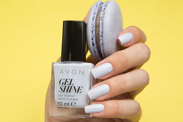 Avon Gel Shine P628 nail enamel