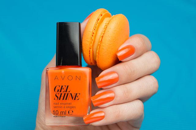 Avon Gel Shine P629 nail enamel