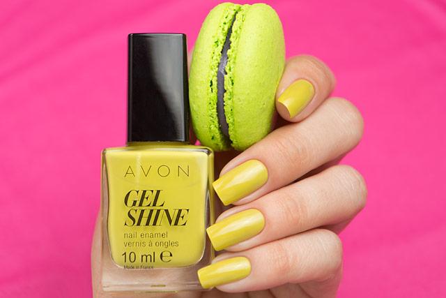 Avon Gel Shine P630 nail enamel