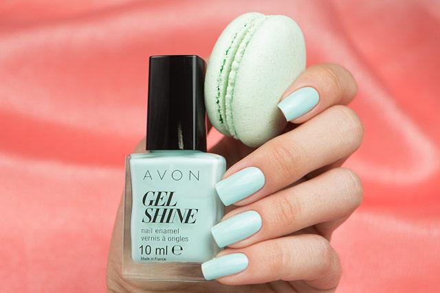 Avon Gel Shine P636 nail enamel