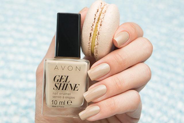 Avon Gel Shine P802 nail enamel
