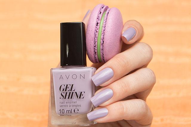 Avon Gel Shine P818 nail enamel
