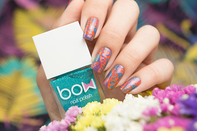 Bow Nail Polish Conversion collection summer 2016